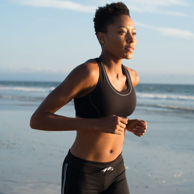 why do my breasts hurt after running