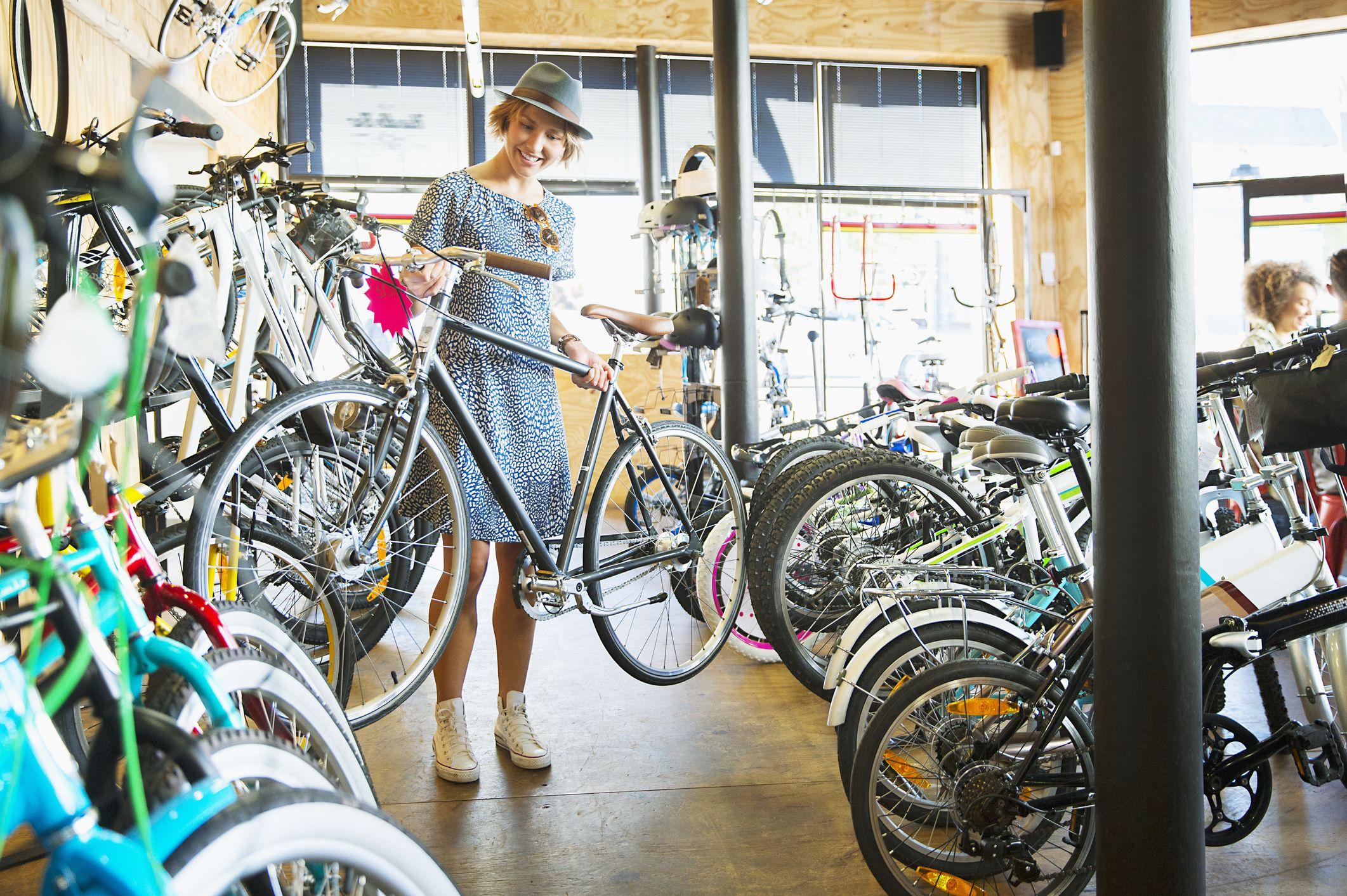 Buying a Bike- Bike Buying Guide for Beginners