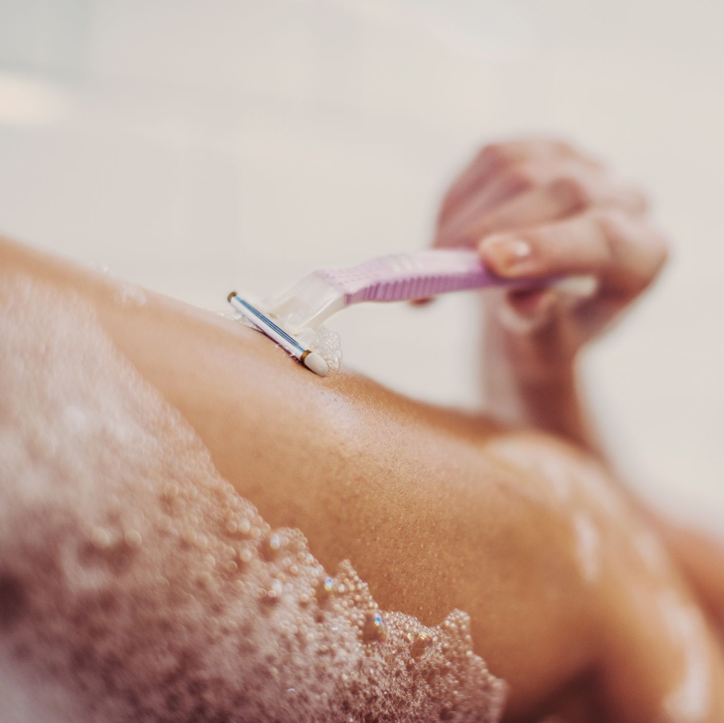 How To Get Rid Of Annoying Razor Bumps