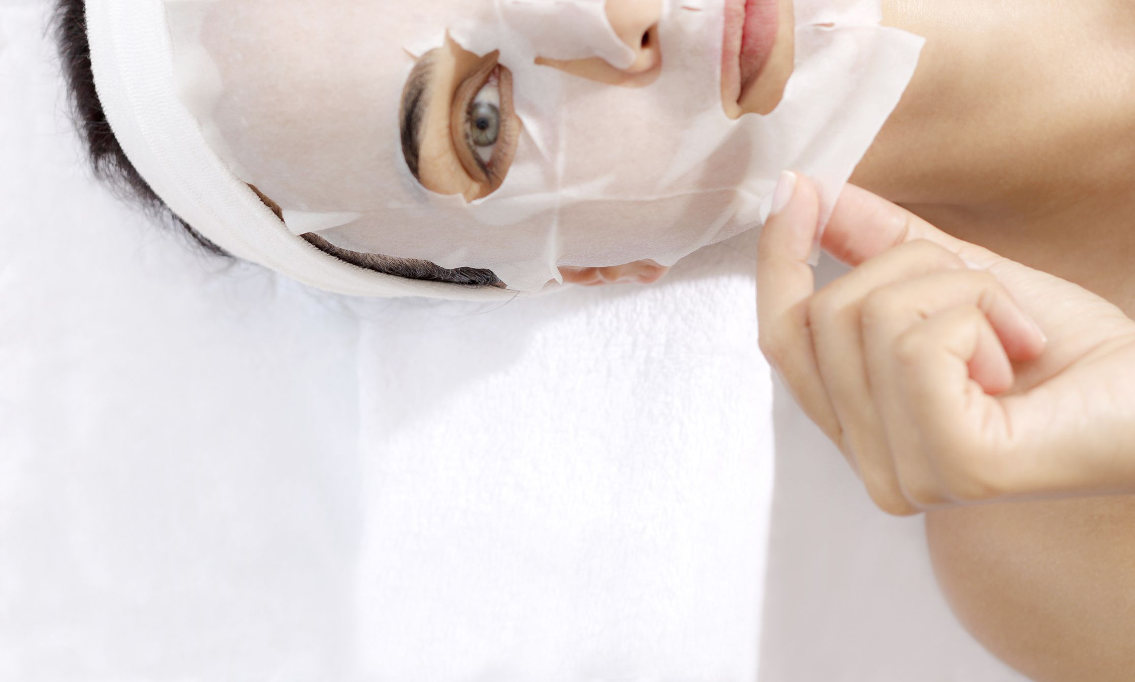 Sheet Masks For Face What To Know How Use Them And Benefits Rorec Mask Olive