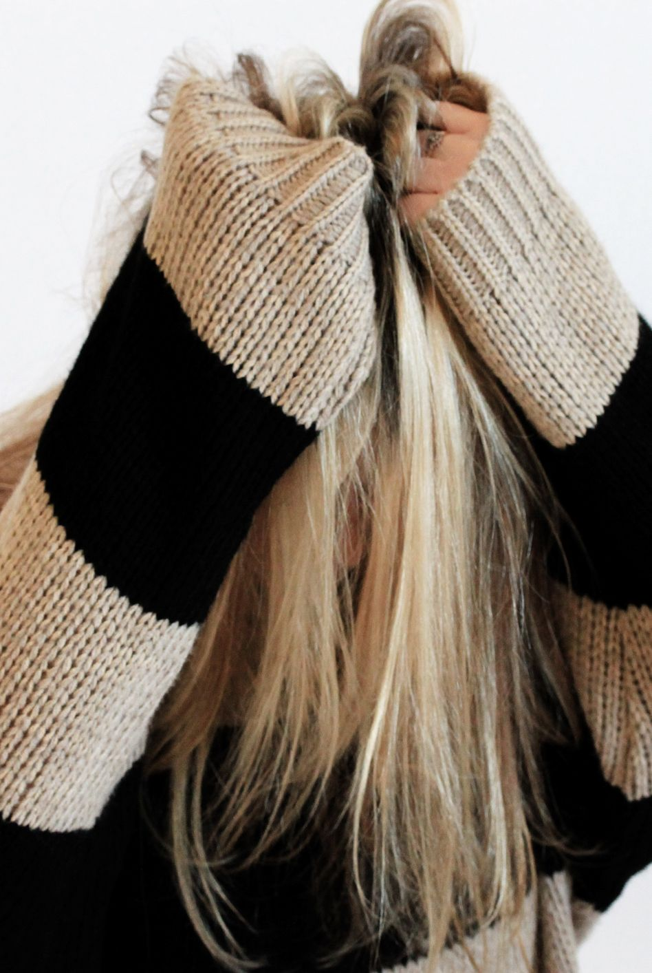 stress causes hair loss in women