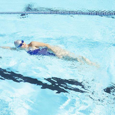 benefits of swimming   womens health uk