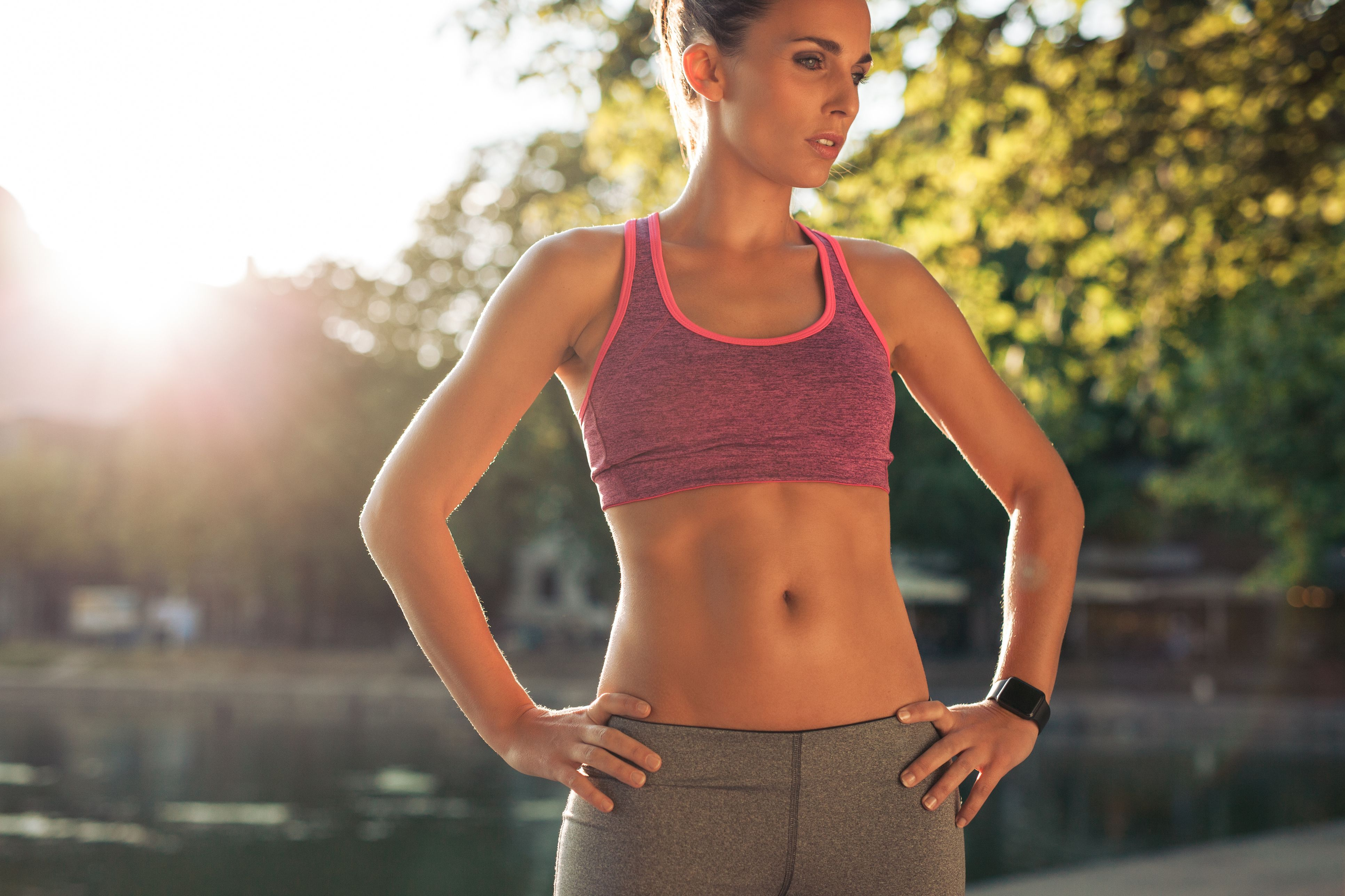 food to lose stomach fat and get flat abs