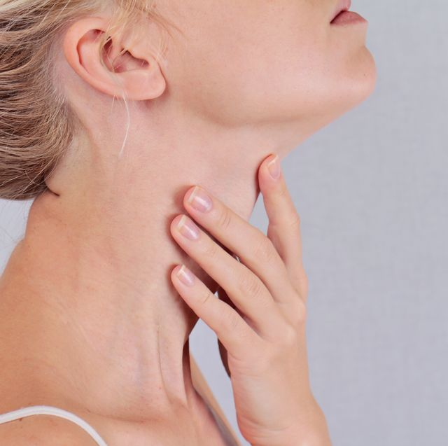 What a Lump on Your Neck Means - What Your Neck Can Say About Your Health