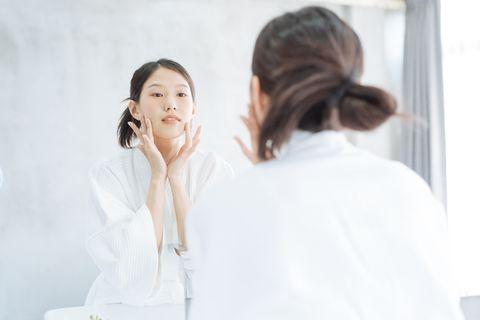 健肺護膚,幫助皮膚抗衰老