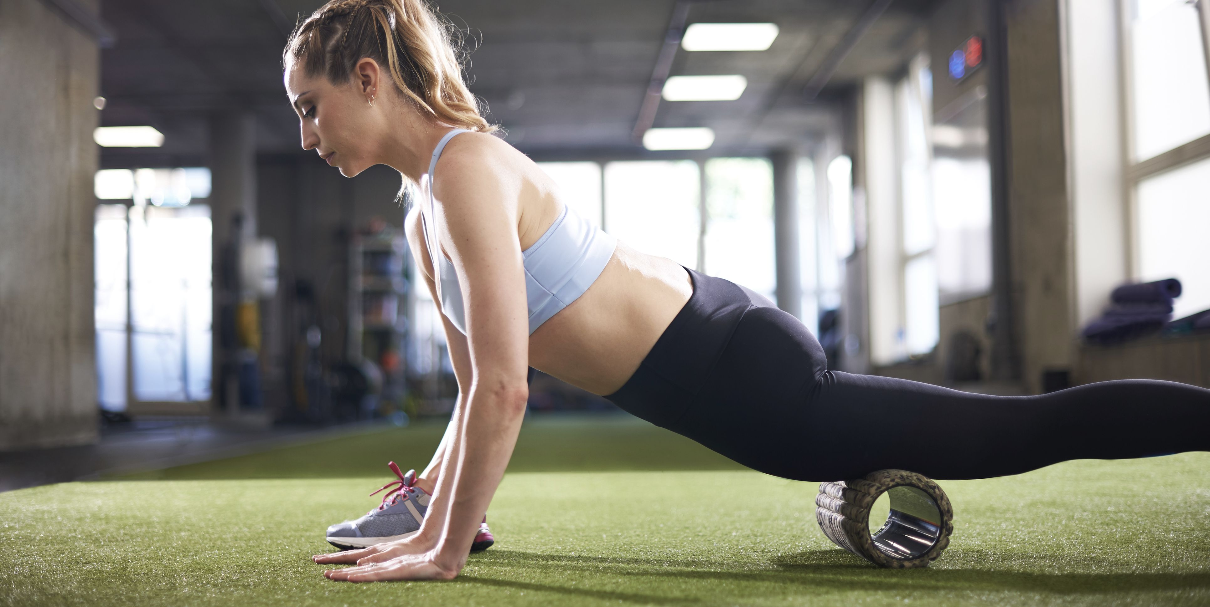 30 Creative Foam Roller Exercises You Probably Haven't Tried Yet