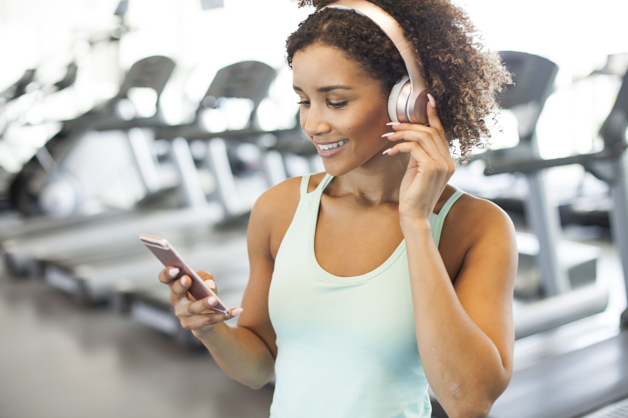 The 10 Most Popular Workout Songs Revealed - Are They on Your Playlist?