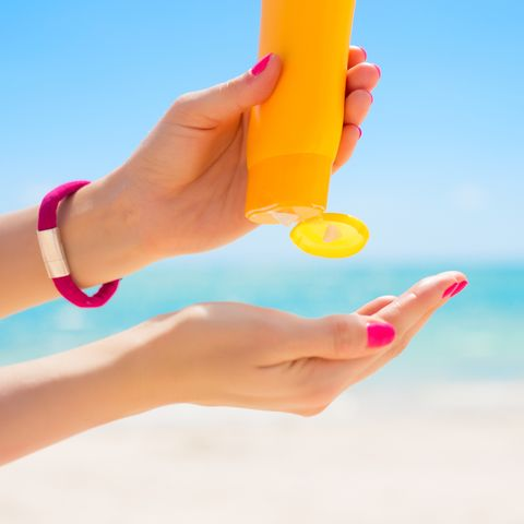 oxybenzone in sunscreen