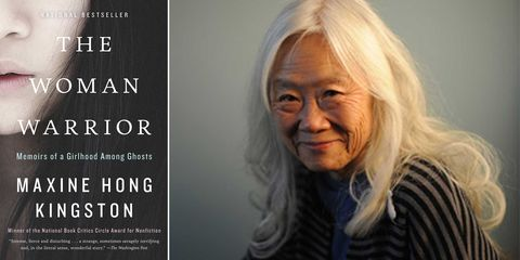 maxine hong kingston, woman warrior