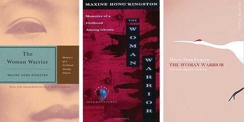 the woman warrior, maxine hong kingston, paperback covers