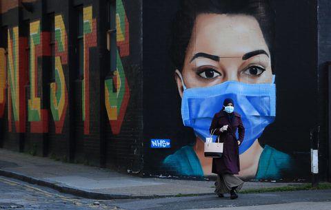uk in fifth week of coronavirus lockdown