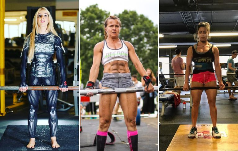 30 Women Of Instagram Who Can Crush A Deadlift Mens Health
