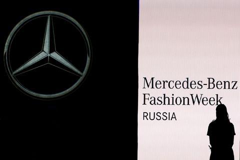 Mercedes - Benz Fashion Week Russia(ロシアファッションウィーク)