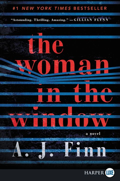 woman in the window halloween books