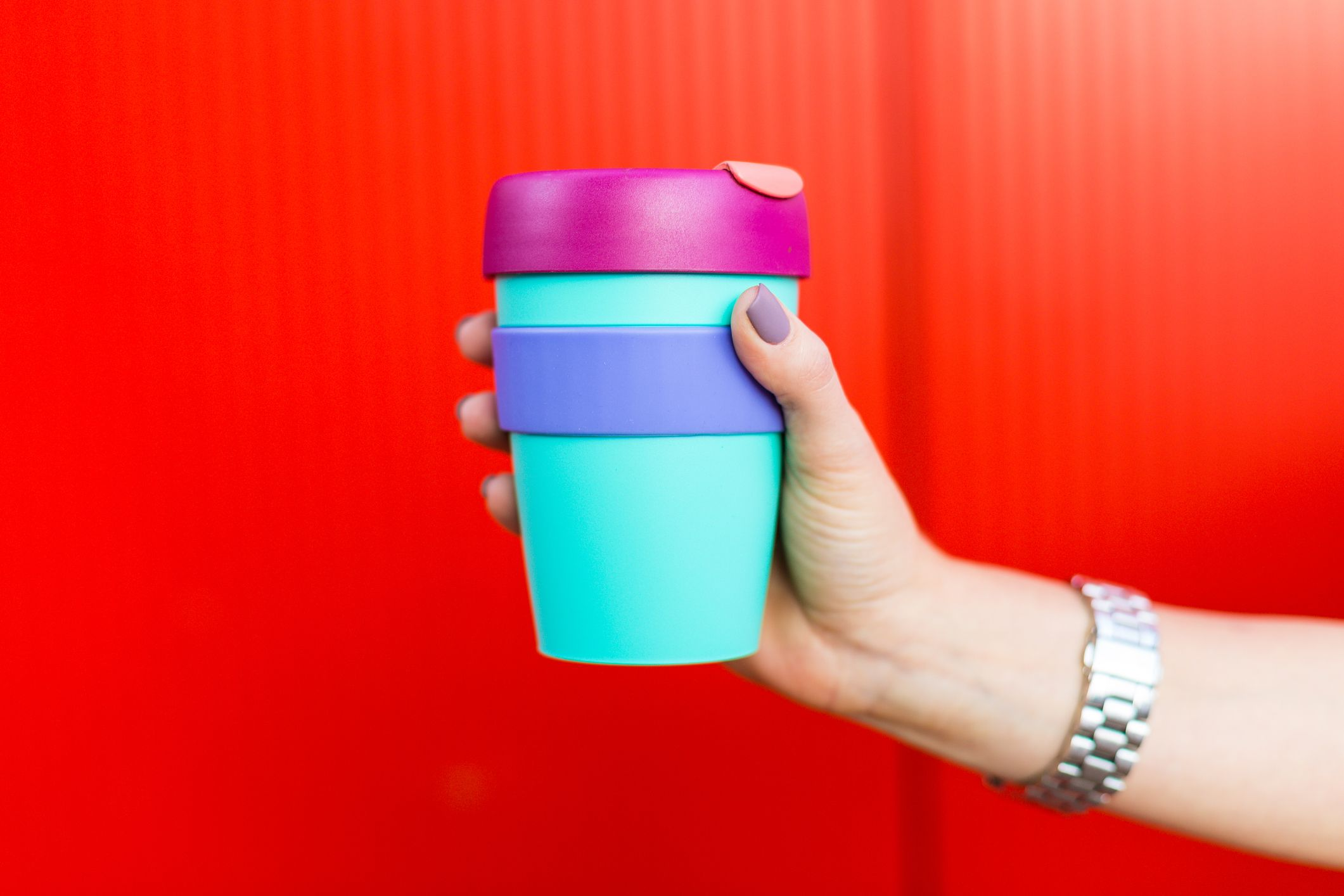 The best reusable coffee mugs for run commuting