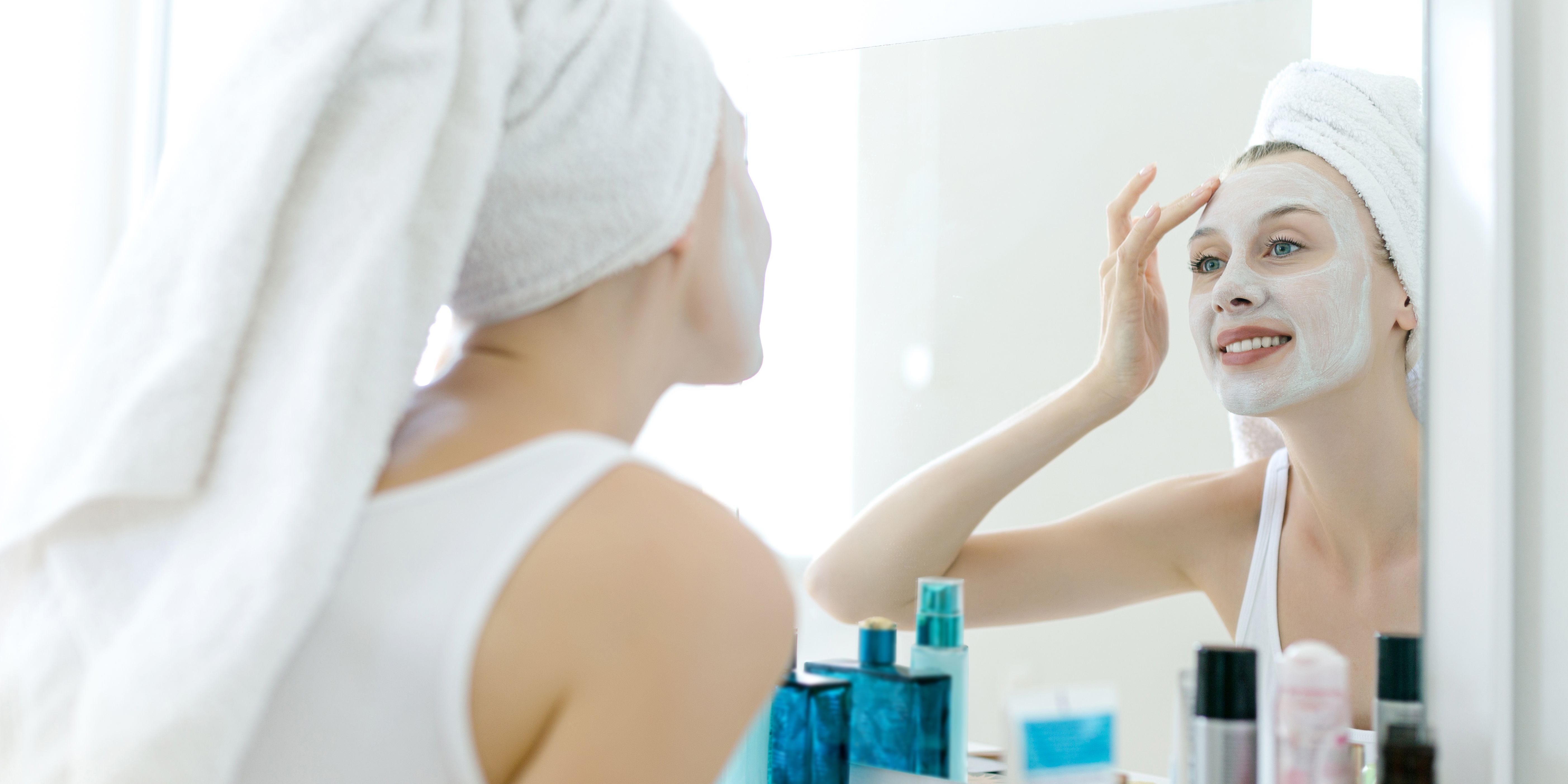 Give Yourself a DIY Facial in 5 Simple Steps