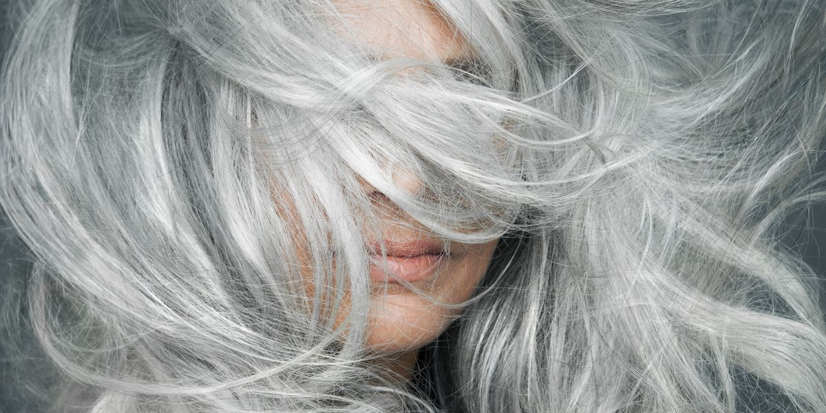 Is Quarantine Stress Causing Your Hair To Turn Gray Gray Hair Guide Causes Transition