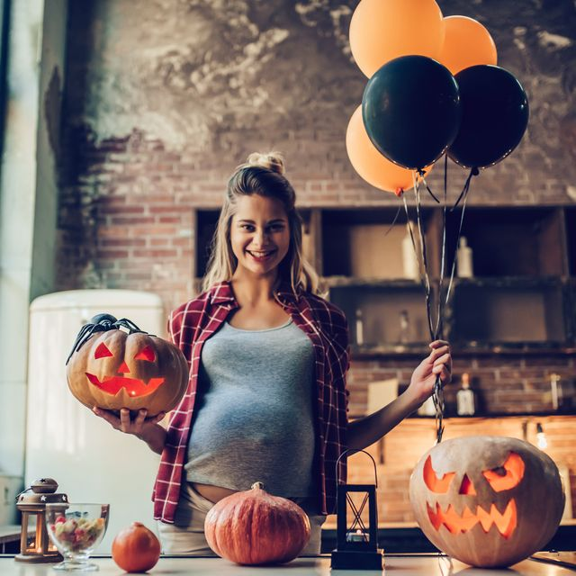 halloween gender reveal ideas