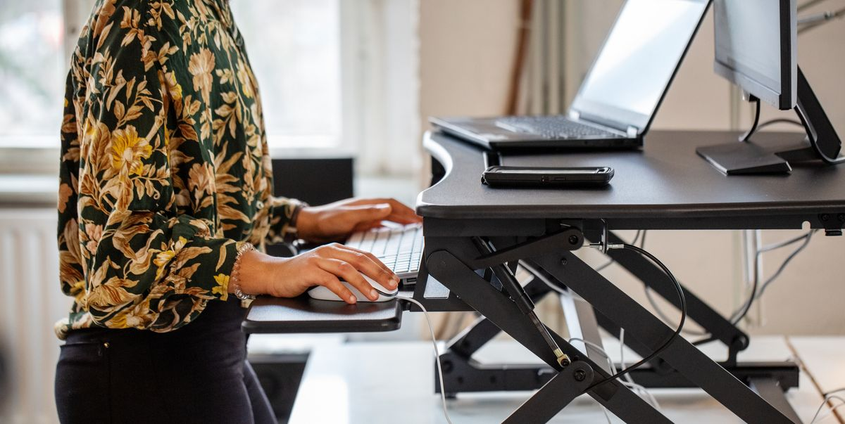 5 Best Standing Desks, Good Adjustable Desks