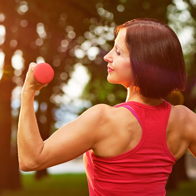best bicep workout for women