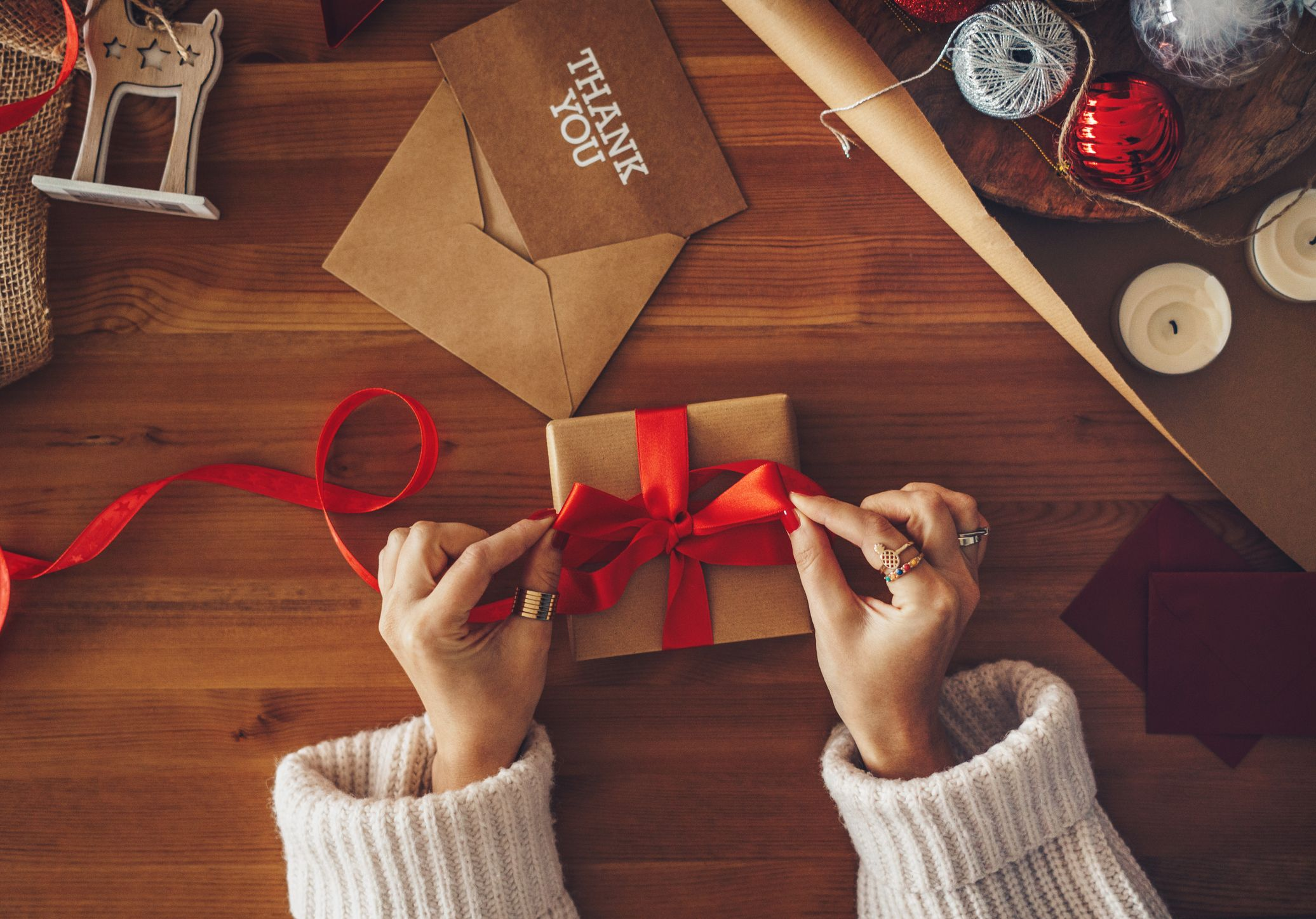How To Wrap A Gift Best Techniques For Wrapping Presents