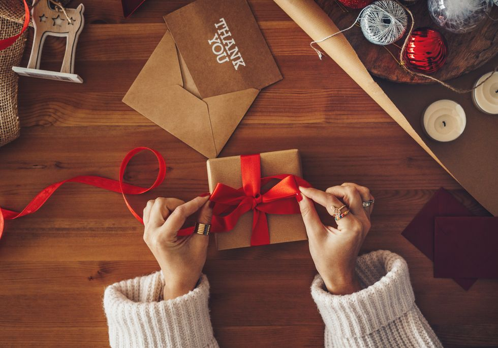 How to Perfectly Wrap a Gift for Christmas and Beyond