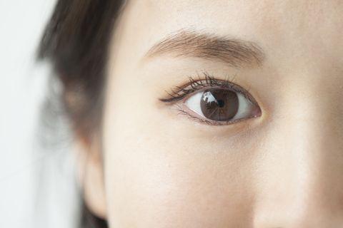 眼睛痠痛眼球瑜珈