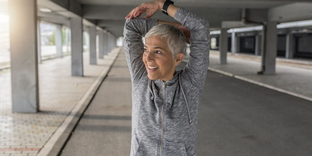 How to Exercise to Cut Your Age-Related Fitness Decline in Half