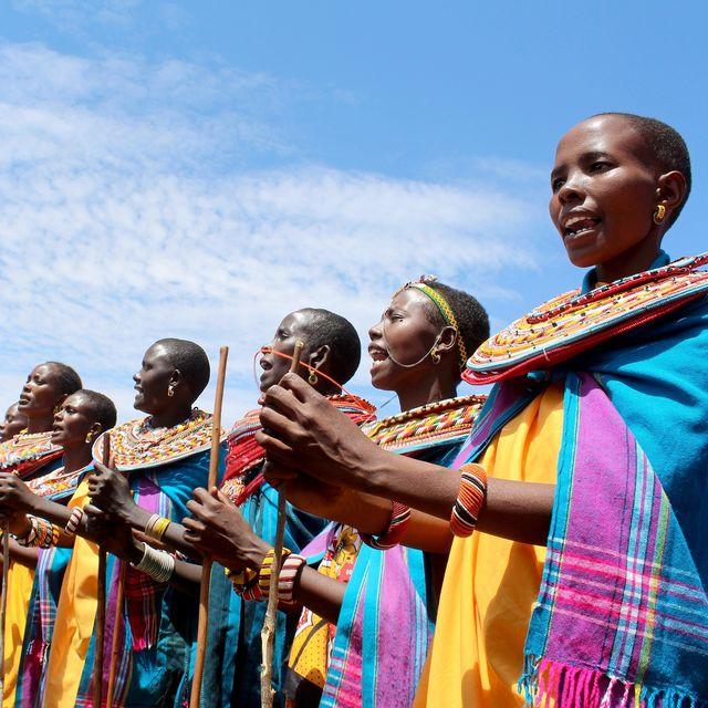 Kenyan Umoja Women Village