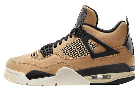 Shoe, Footwear, Outdoor shoe, White, Brown, Product, Walking shoe, Beige, Tan, Sneakers,
