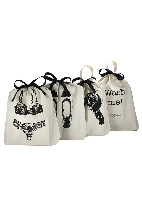 Womens Organizing Travel 4 Pack Gift Ideas For Women