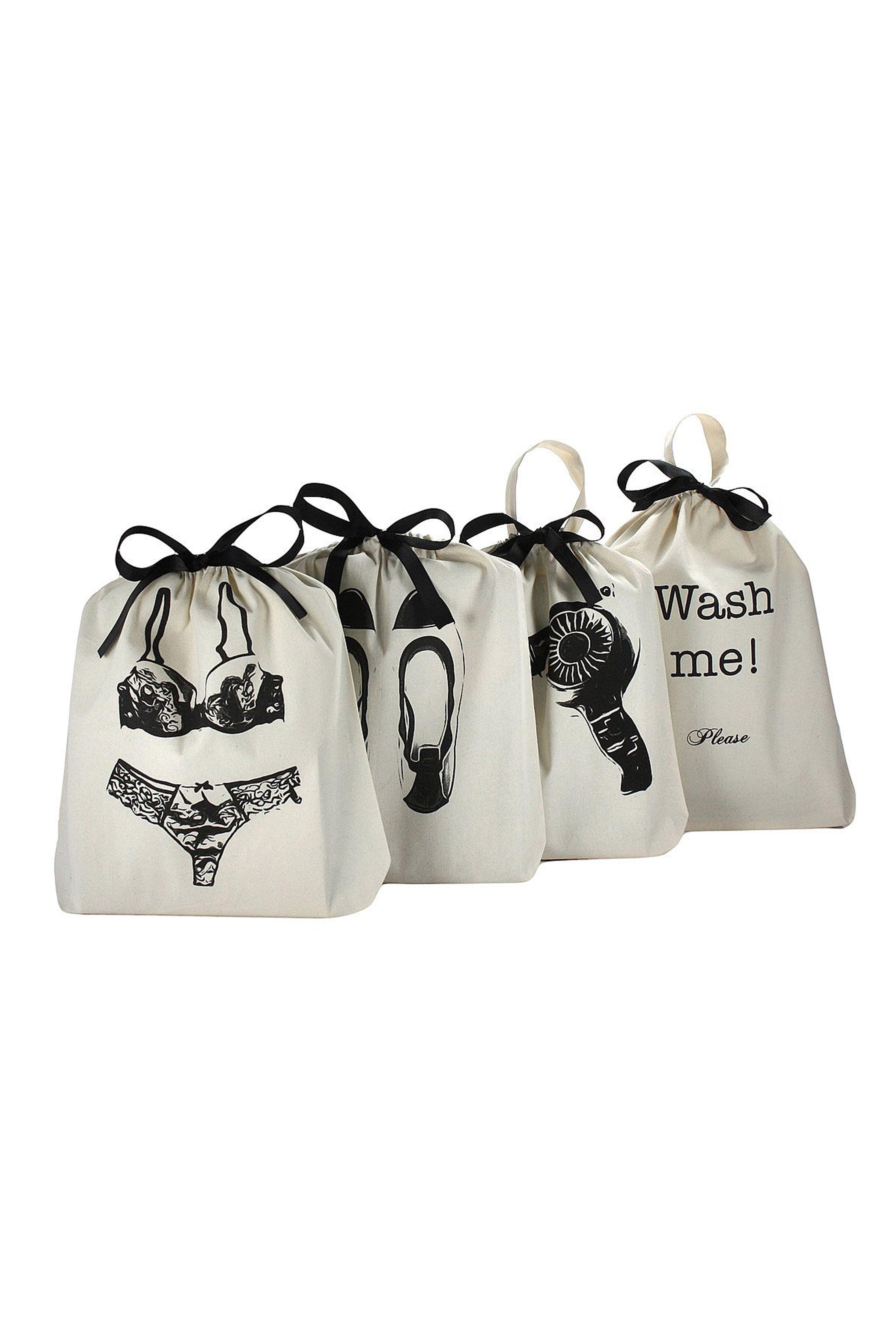 Women's Organizing Travel 4-Pack Gift Ideas For Women