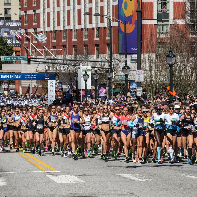 U.S. Olympic Marathon Trials
