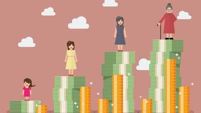 women and pensions