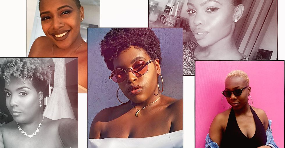 Nappily Ever After: 9 Black Women on Their Big Chop Experience