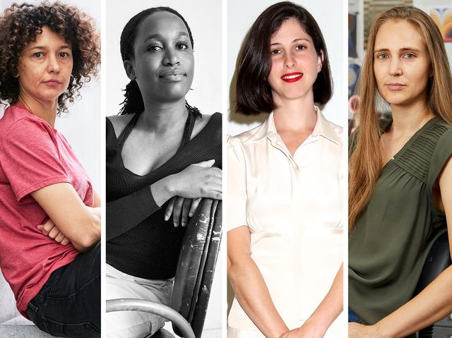 Elle S 2020 Women In Art Five Artists To Know Now