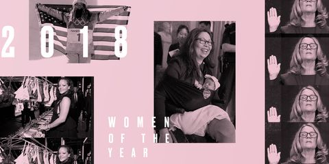 18 Important Moments for Women in 2018