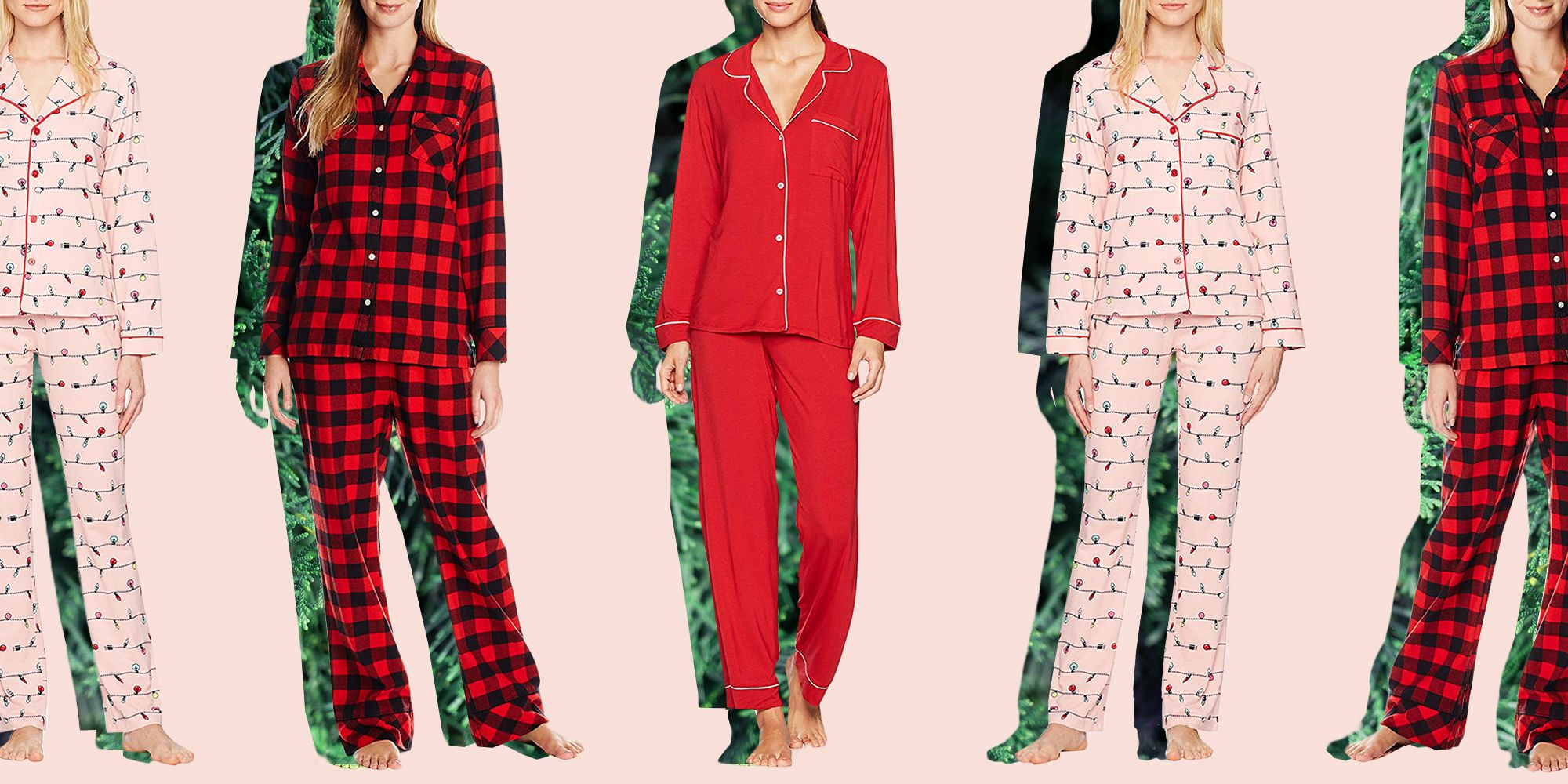 dc96b7603 18 Best Christmas Pajamas for Women in 2018 - Cute Women's Christmas PJs
