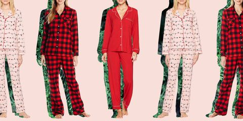 cb29313e81 18 Best Christmas Pajamas for Women in 2018 - Cute Women s Christmas PJs