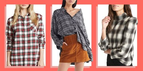 3c80df991c2679 9 Best Womens Flannel Shirts for Fall 2018 - Cute Flannel & Plaid ...