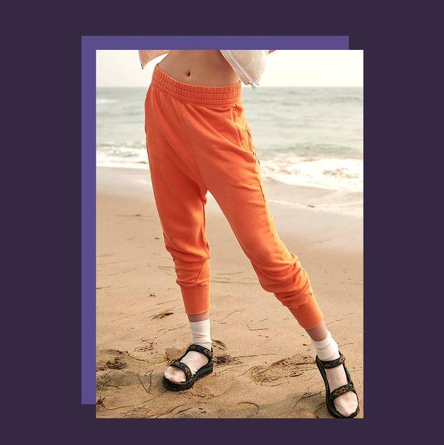 vuori and free people women's joggers