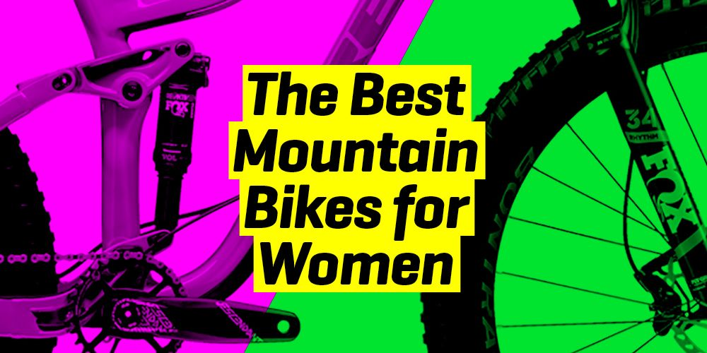 17 Best Women's Mountain Bikes of 2019 (So Far)