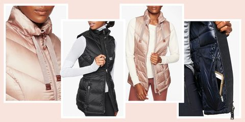 f526a10c4 9 Best Women s Puffer Vests for Winter 2018 - Quilted Vests for Women