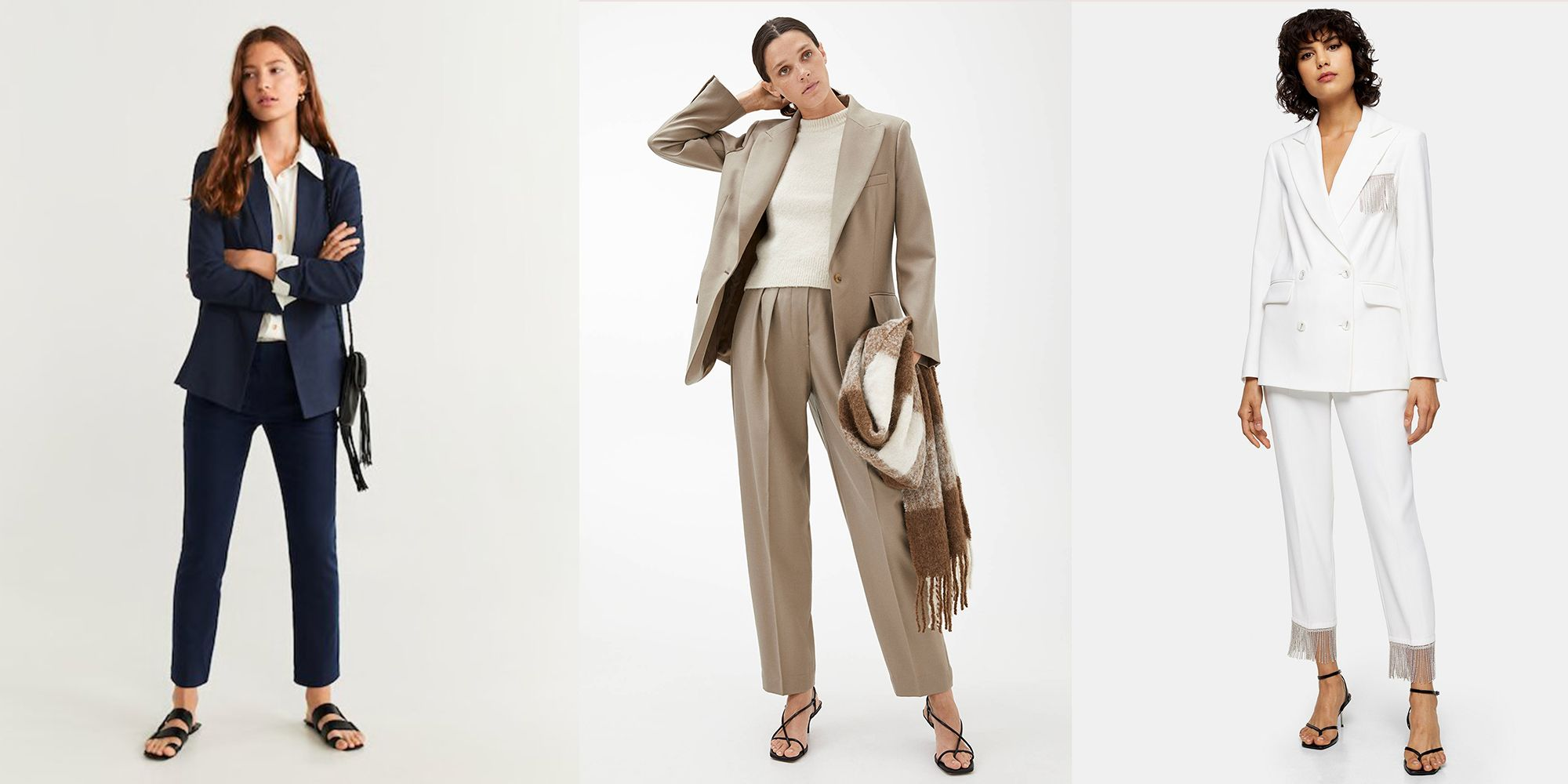11 of the best women's tailored suits to wear this autumn