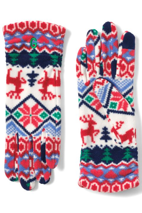 Red, Sock, Glove, Mobile phone case, Fashion accessory, Pattern,