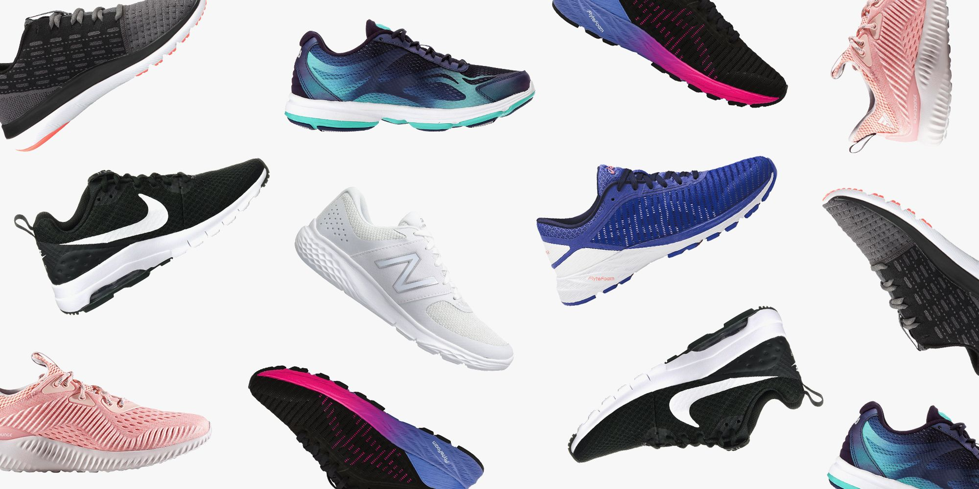 10 Best Walking Shoes for Women in 2018 Most fortable Walking Shoes