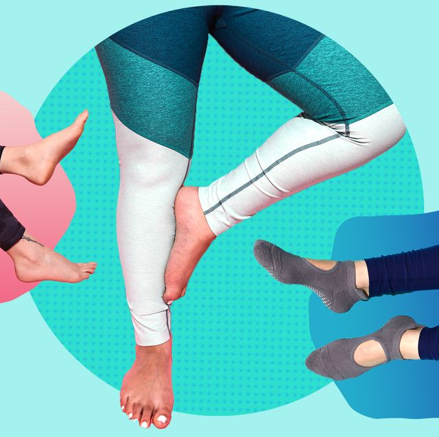 best yoga pants from left to right:Lululemone; Outdoor Voices; Crane & Lion