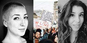Women's March 2019 -Sadika en Anneloes organiseren de Women's March in Amsterdam