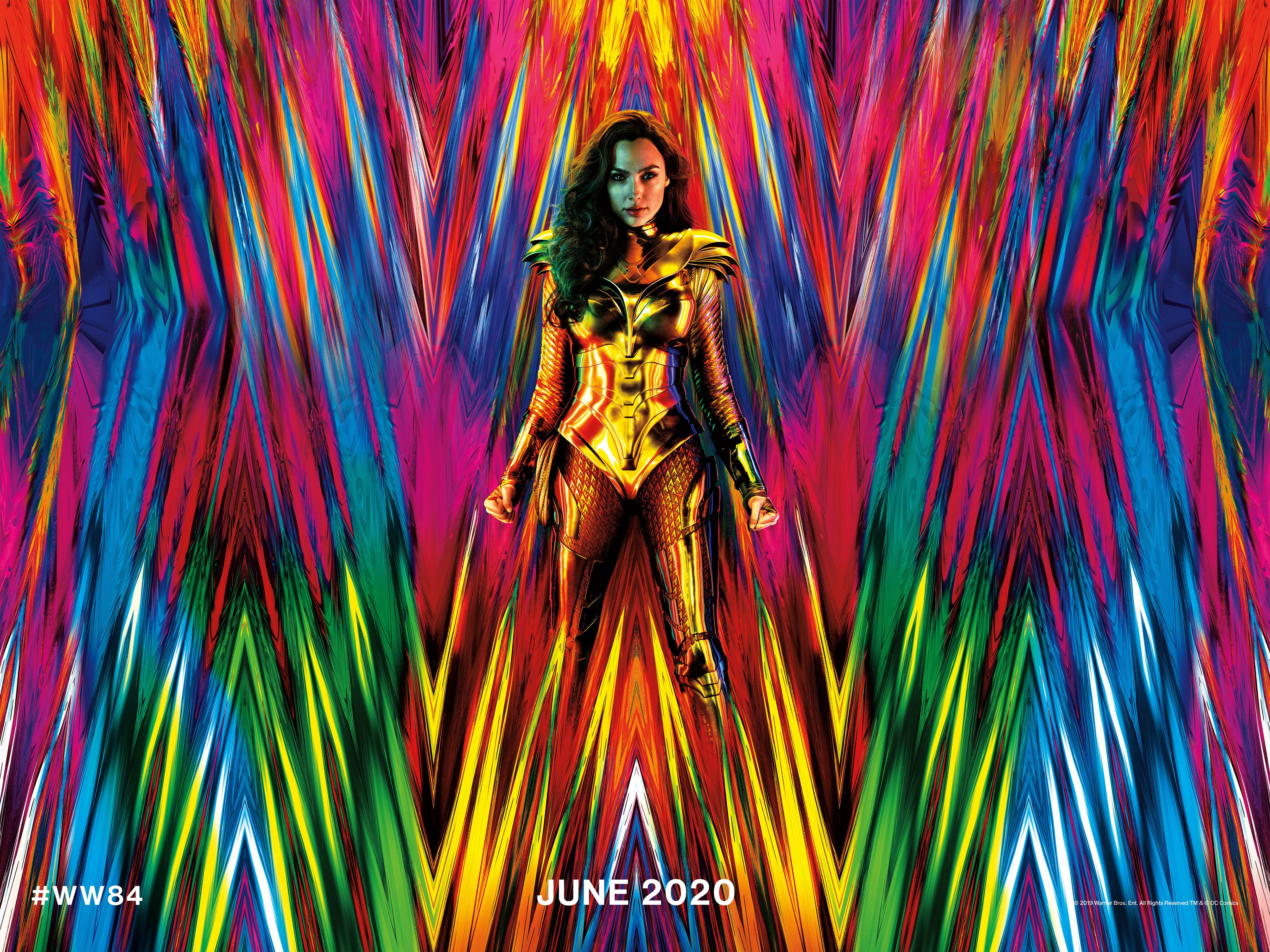 Wonder Woman 1984's first trailer is finally here