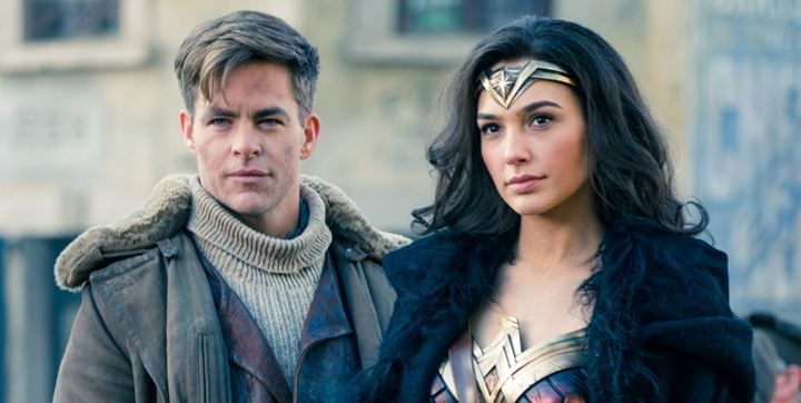 Image result for wonder woman scene